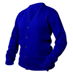 Royal Blue Letter Sweater / Varsity Sweater